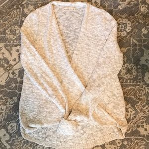 Abercrombie & Fitch Draped Sweater